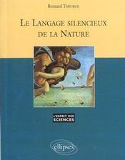 Le Langage Silencieux De La Nature No15 - Intérieur - Format classique