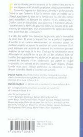 Enfances Et Psy ; Questions D'Autorité - 4ème de couverture - Format classique