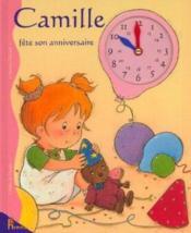 Camille fête son anniversaire - Couverture - Format classique