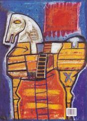 L'Iliade et l'Odyssée d'Homère - 4ème de couverture - Format classique