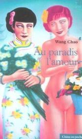 Au Paradis L'Amour - Couverture - Format classique