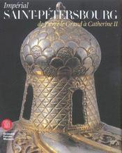 Imperial saint-petersbourg - de pierre le grand a catherine ii - Intérieur - Format classique