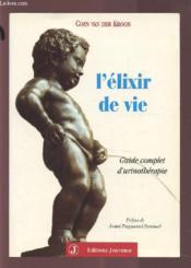 Elixir de vie (l') - Couverture - Format classique