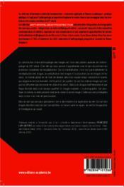 L'énergie discrète des lucioles ; anthropologie et images - 4ème de couverture - Format classique