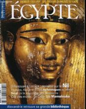 Mediterranee Magazine - Egypte - Couverture - Format classique