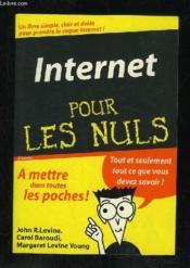 Internet Pour Les Nuls ; 2e Edition - Couverture - Format classique