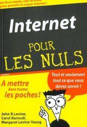 Internet Pour Les Nuls ; 2e Edition - Intérieur - Format classique