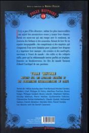 Folle histoire ; aventuriers des îles - 4ème de couverture - Format classique
