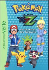Pokémon T.34 ; le festival des gadgets - Couverture - Format classique