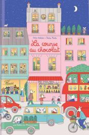 Max et Lapin ; la course au chocolat - Couverture - Format classique