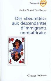 Des beurettes aux descendantes d'immigrees nord-africains - Intérieur - Format classique