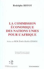 La Commission Economique Des Nations Unies Pour L'Afrique - Intérieur - Format classique
