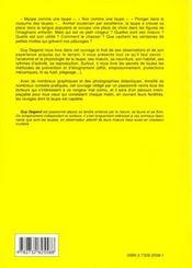 La Taupe - 4ème de couverture - Format classique