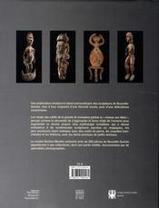 Ombres de nouvelle-guinée - 4ème de couverture - Format classique