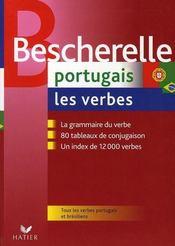 Bescherelle portugais ; les verbes - Intérieur - Format classique
