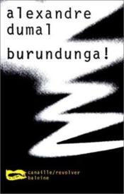 Burundunga - Couverture - Format classique