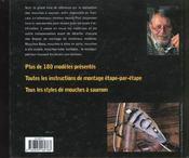 Mouches A Saumon ; Styles Materiaux Et Techniques De Montage - 4ème de couverture - Format classique