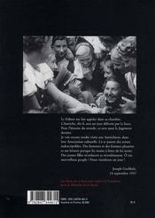 Joseph Goebbels ; journal, 1933-1939 - 4ème de couverture - Format classique