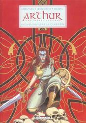 Arthur t.8 ; Gwenhwyfar la guerrière - Intérieur - Format classique
