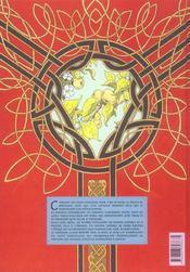 Arthur t.8 ; Gwenhwyfar la guerrière - 4ème de couverture - Format classique