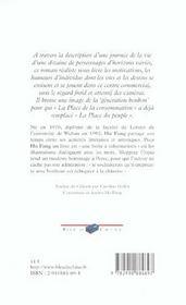 Utopie Du Chalandage - 4ème de couverture - Format classique