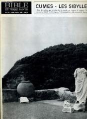 Bible Et Terre Sainte N°112 : Cumes - Les Sibylles - Couverture - Format classique