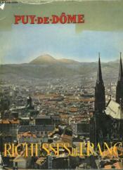 Puy-De-Dome - Trimestrielle N°44 - Couverture - Format classique