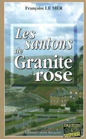 Les santons de granite rose - Couverture - Format classique