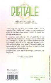 Digitale - 4ème de couverture - Format classique