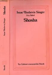 Shosha - Couverture - Format classique