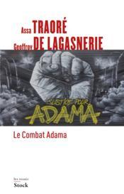 Le combat Adama - Couverture - Format classique