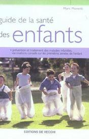 Guide De La Sante Des Enfants - Intérieur - Format classique