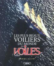 Les plus beaux voiliers du monde avec voiles et voiliers - Intérieur - Format classique