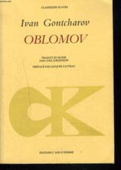 Oblomov - Couverture - Format classique