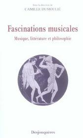 Fascinations Musicales - Intérieur - Format classique