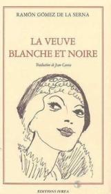 Veuve Blanche Et Noire (La) - Couverture - Format classique