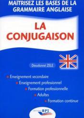 Maitrisez les bases de la grammaire anglaise - Couverture - Format classique
