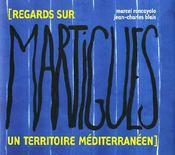 Martigues, livre-image du territoire - Couverture - Format classique