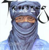 Touareg, le souffle bleu - Intérieur - Format classique