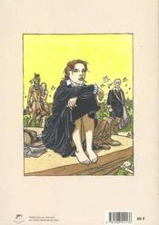 Monographies - juillard, une monographie - 4ème de couverture - Format classique