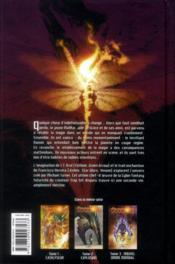 Soulfire t.3 ; nouvel ordre mondial - 4ème de couverture - Format classique