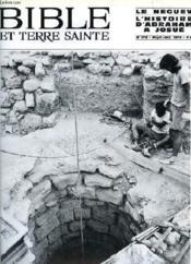 Bible Et Terre Sainte, N° 174, Sept.-Oct. 1975 - Couverture - Format classique