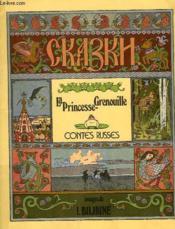 La Princesse-Grenouille, Contes Russes - Couverture - Format classique