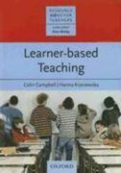 Rbt: learner-based teaching - Couverture - Format classique