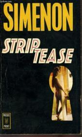 Srip Tease - Couverture - Format classique