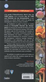 Le guide des champignons ; France et Europe (4e édition) - 4ème de couverture - Format classique