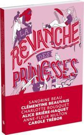 La revanche des princesses - Couverture - Format classique