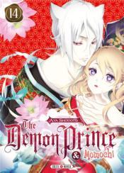 The demon prince & Momochi T.14 - Couverture - Format classique