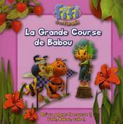 La grande course de babou - Intérieur - Format classique