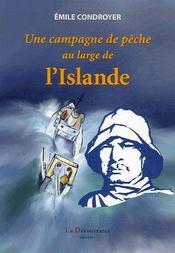 Une campagne de pêche au large de l'islande - Intérieur - Format classique